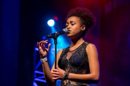 Ruby Truter Wins 2017 GrandWest Open Mic Jazz singing competition