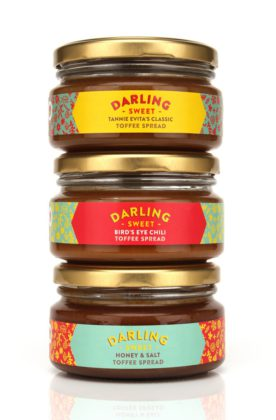 Delicious spreads by Darling Sweet