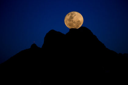 Falke Full Moon Hikes at Delvera