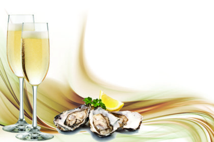Oyster and Champagne Festival 2017.