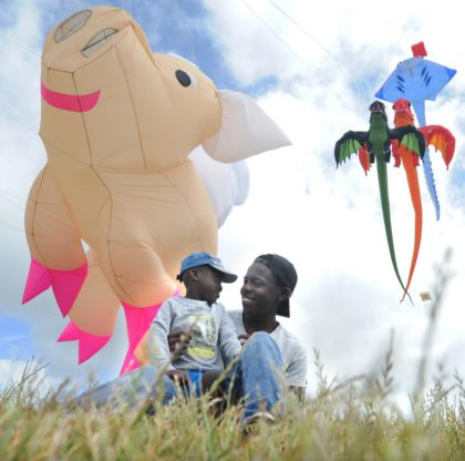 Spread your wings at 23rd Cape Town International Kite Festival