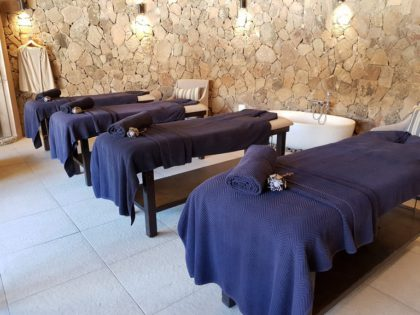 A great, relaxing retreat at Tranquila Spa