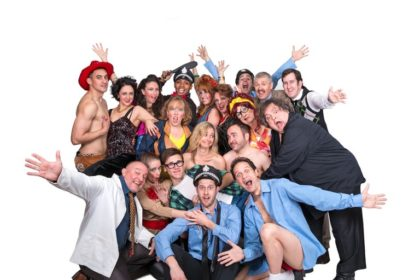 Experience a bit of Broadway at GrandWest, see The Full Monty