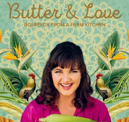 Butter and Love hits the bookshelves