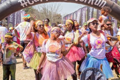 Color Run is back this weekend in Cape Town