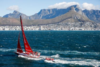 MAPFRE wins Leg 2 of the Volvo Ocean Race
