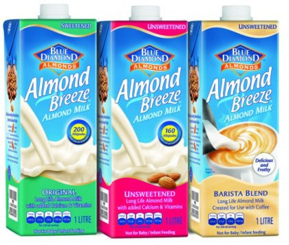 WIN an Almond Breeze hamper