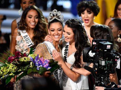 Miss SA crowned Miss Universe in Las Vegas