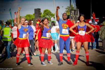 Calling all superheroes…this year's Twilight Run is around the corner