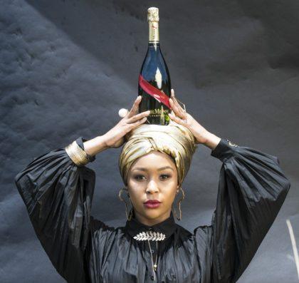 Mumm Announces New Master of Celebrations – Minnie Dlamini-Jones