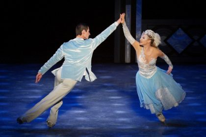 Do yourself a favour and see Cinderella on Ice writes Rafiek Mammon