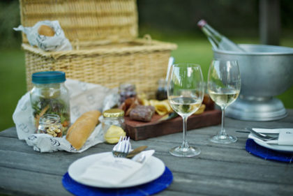 Grand Country Picnic at Grande Provence in Franschhoek