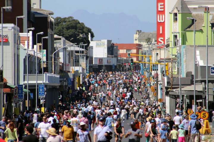 Car-free at Open STreets