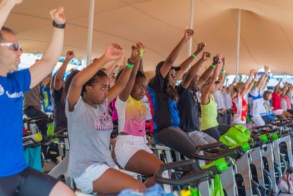 Saddle-up for a Smile at Canal Walk Cyclethon