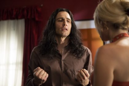 The Disaster Artist opens this week