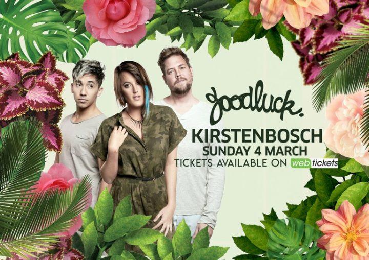 Kirstenbosch hosts Goodluck