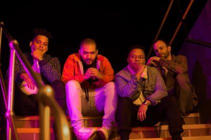 Shane Cooper's Mabuta album launch in Cape Town