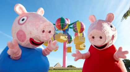 Extra Peppa Pig Live Family Packages Released
