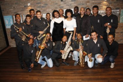 The Little Giants Big Band live in Gugulethu