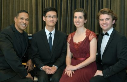 Fundraising gala in aid of young classical musicians