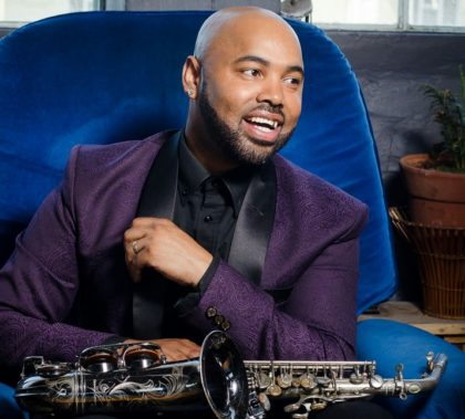 "Capetonian ""saxman"" Don Vino ready to bring some local vibes"