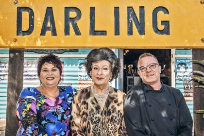 Giggling Gourmet & Tannie Evita Team Up for Darling Trust Dinner