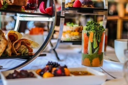12 APOSTLES HOTEL & SPA: A vegan high tea served up with style