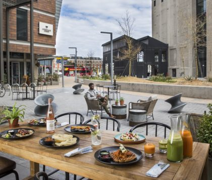 The Yard to launch Sunday brunch with their signature Euro-Asian fusion dishes