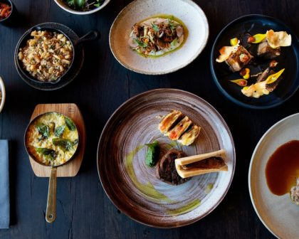 THE SKOTNES AND NORVAL: Paying homage to traditional SA dishes – each with a new twist