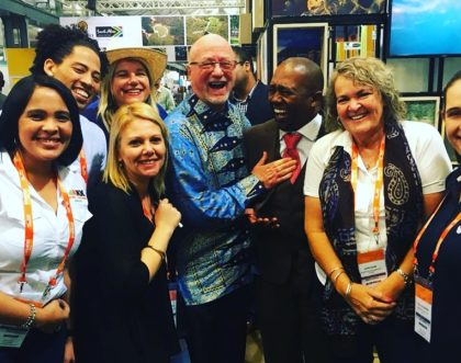 Cape Town & the Western Cape awarded best stand at Travel Indaba in Durban