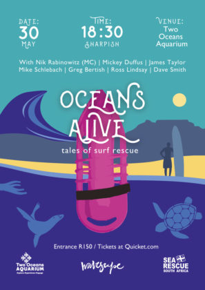 Oceans Alive event to highlight NSRI rescue buoy campaign