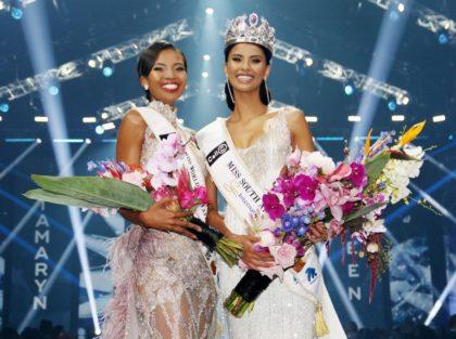 Miss South Africa 2018 Tamaryn Green acceptance speech
