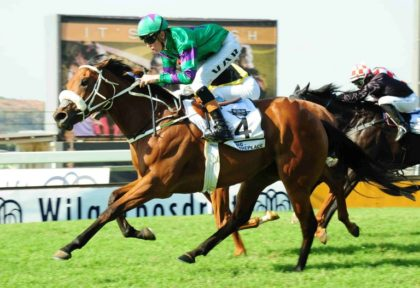 Its Clash of the Titans at Turffontein Racecourse this Saturday