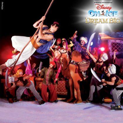 Dream BIG! as Disney On Ice sprinkles pixie dust in South Africa.