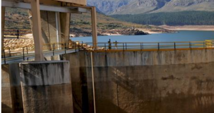 Cape Town Dam levels rising, but too early to let up on water savings