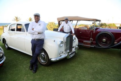 History on Wheels: Concours d' Elegance Durban makes it's debut in Durban