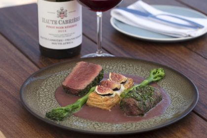 HAUTE CABRIÈRE: Hearty winter fare served up by comfort food obsessives