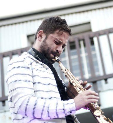 Globe-trotting sax man to light up Gugs