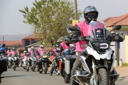 Bikers for Mandela Day Mass Ride
