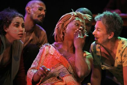 Globetrotting Magnet Theatre back at home with a classic