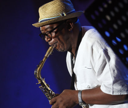 "Sipho ""Hotstix"" Mabuse returns to the Baxter"