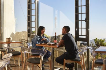 Table Mountain Cableway's half-price Sunset Special returns this November