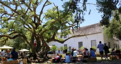 Groote Post's October Country Market on this weekend with annual trial run