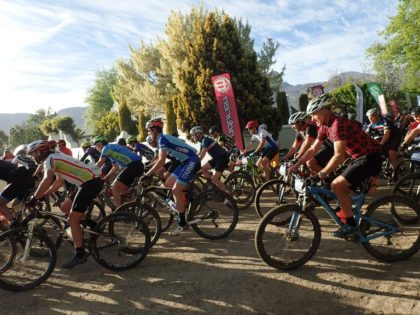 Affordable MTB Challenge at Eselfontein