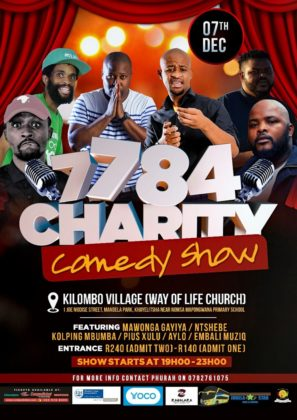 Charity comedy show in aide of October fire victims in Khayelitsha