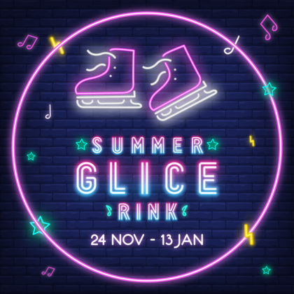 JOIN IN ON THE FUN AT THE CAPEGATE SUMMER GLICE RINK