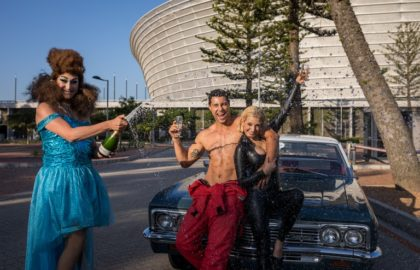 "MCQP returns to Cape Town Stadium with ""drag race"" theme"