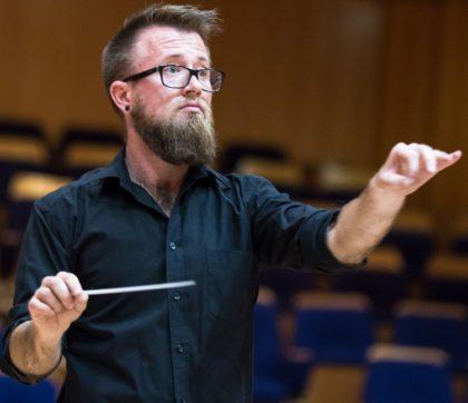 4th Len van Zyl conductors' competition