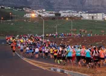 Slave Route 2019 in Cape Town