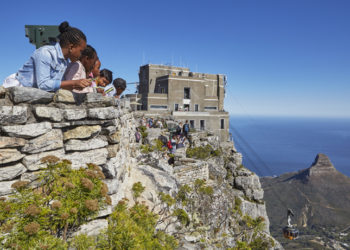 Make it to the top of Table Mountain for a one of a kind adventure